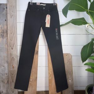 Levi's 712 NWT Slim Women's Jeans Dark Wash